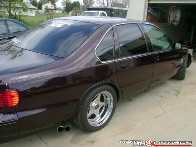 Pleasant 1996 Chevy Impala Ss For Sale Used 1996 Chevrolet Impala Gmtry Best Dining Table And Chair Ideas Images Gmtryco