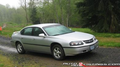 2001 Chevy Impala Base